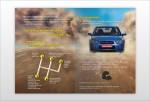 Pirelli Promocja Sprzedaży Ulotka