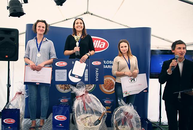 Barilla Cup 2016 konkurs organizacja zwyciezca
